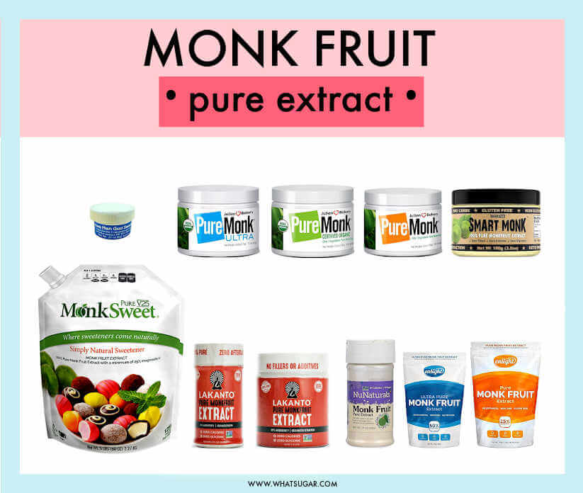 The best monk fruit sweetener for smoothies